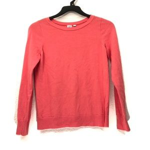 Gap For Good Pink Sweater